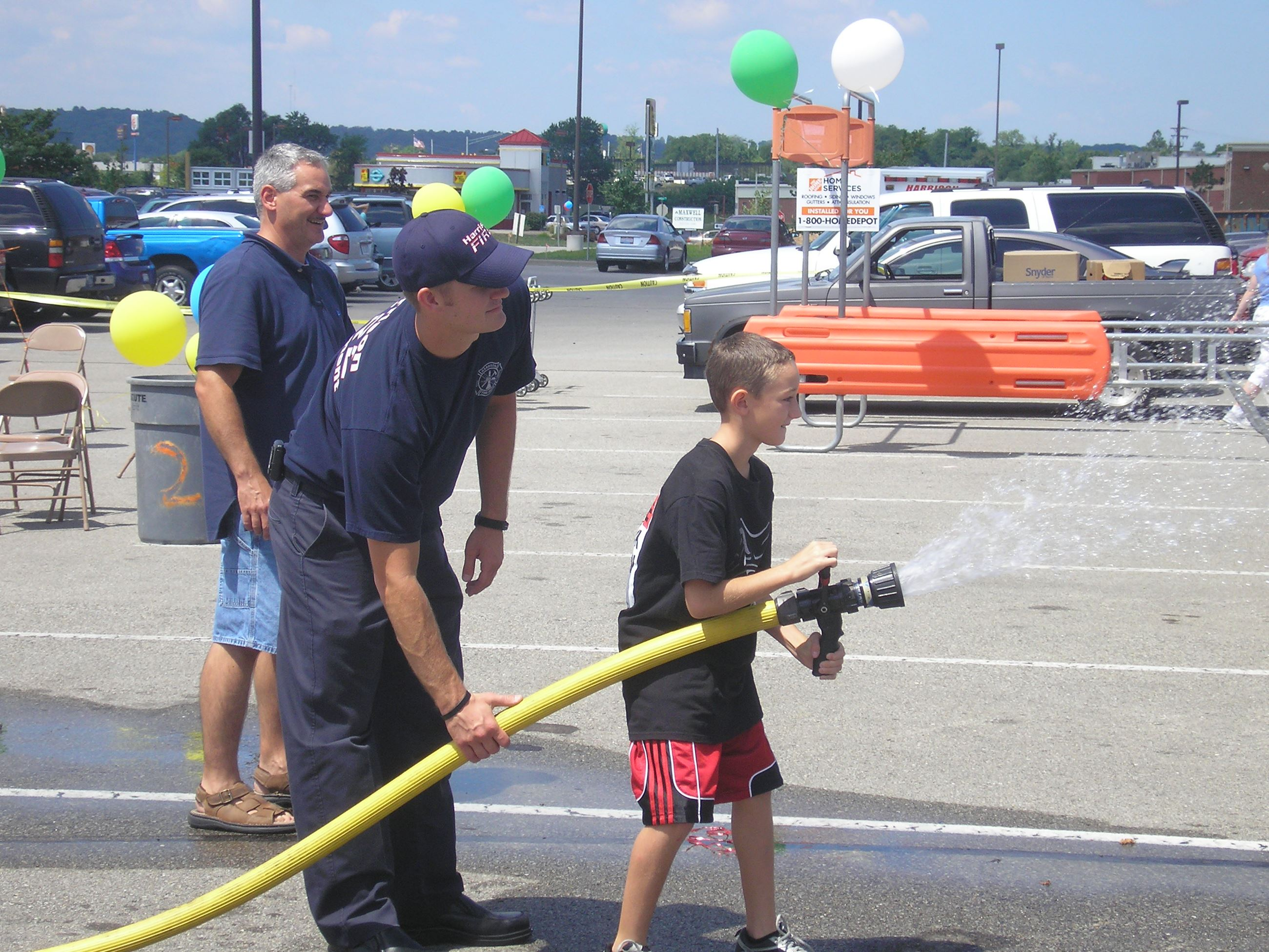 Home Depot Safety Day