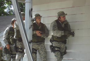 SWAT Home Check Training